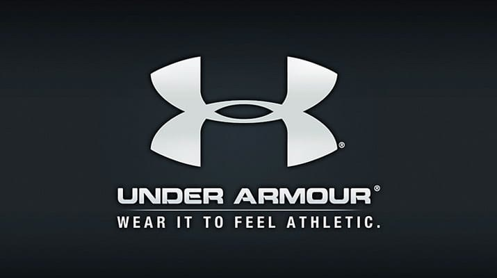 『WEAR IT TO FEEL ATHLETIC. 』- UNDER ARMOUR