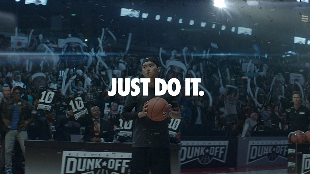 『Just Do It. 』- Nike